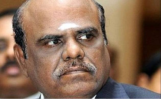 File photo of Justice Karnan