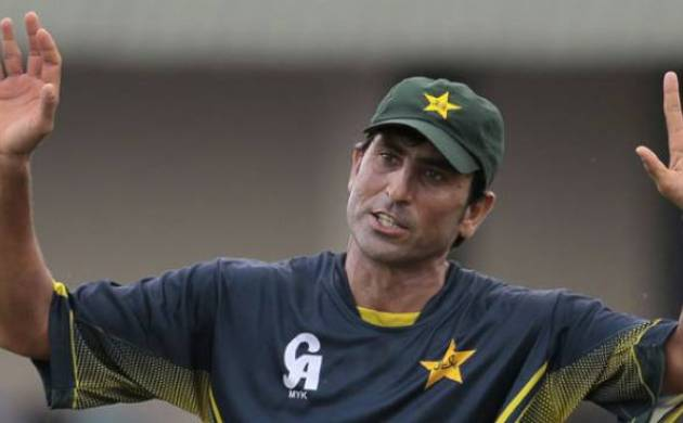 A file photo of Pakistani cricketer Younis Khan.