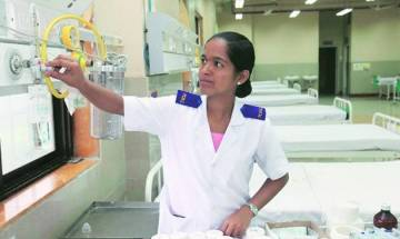 Goa Health Minster says practical exam mandatory for nurses to join government hospital
