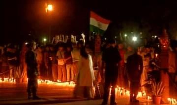 Lt Ummer Fayaz murder: Nation demands justice for Kashmiri army officer at India Gate