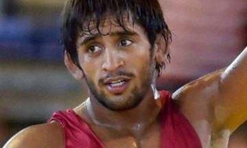 Bajrang Punia wins India's first gold at Asian Wrestling Championship