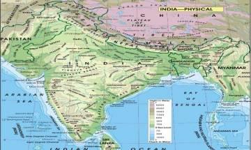 Akshai Chin region shown in China, NCERT says map was prepared by Texas University