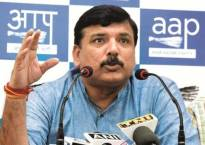 AAP crisis live | Sanjay Singh dares BJP to fight with AAP directly and not through 'mouthpieces' like Kapil Mishra