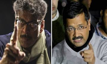 National Award winning actor Manoj Bajpayee opens up on his 'Arvind Kejriwal' look in 'Sarkar 3'