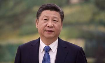 Chinese President Xi Jinping says all countries should respect sovereignty, territorial integrity