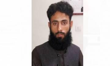 Sashastra Seema Bal apprehends a Hizbul Mujahideen terrorist trying to sneak into India