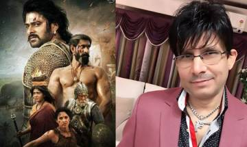 Baahubali 2's success forces Kamaal R Khan to apologise to director SS Rajamouli