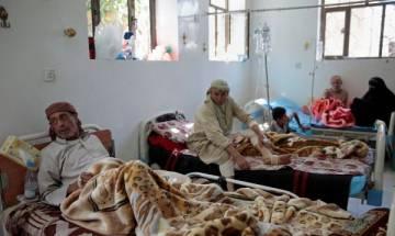 Emergency declared in Yemen after major cholera outbreak