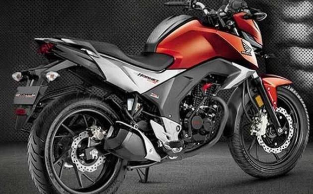 Honda Motorcyle - File Photo