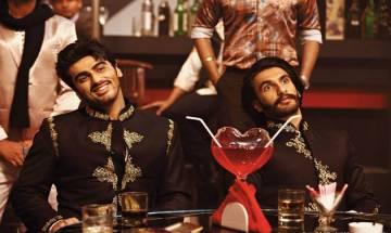 What? Ranveer Singh is the real 'Half Girlfriend' of Arjun Kapoor?
