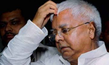 Lalu Yadav under IT scanner: 'BJP cannot muffle my voice, if you put me down crores more Lalus will stand up'