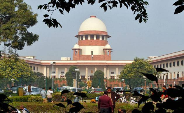 Supreme Court of India (Image: PTI)