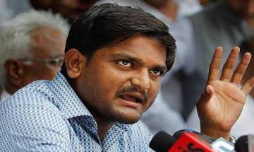 Hardik Patel says 'may consider supporting Congress in Gujarat assembly polls'
