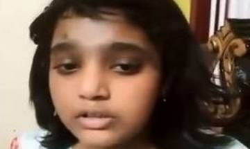 Video | Andhra girl begs father to sell house for her cancer treatment in a chilling before-death clip
