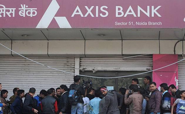 Axis Bank - File Photo