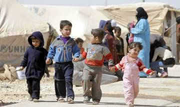Global wars force 300,000 children to migrate solo: United Nations