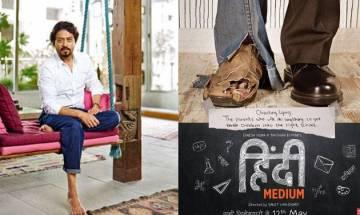 Irrfan Khan's 'Hindi Medium' declared tax-free in Maharashtra