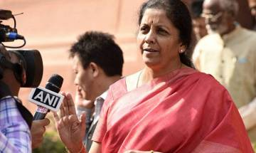No. of H-1B visas for Indian IT-professionals would not come down: Nirmala Sitharaman