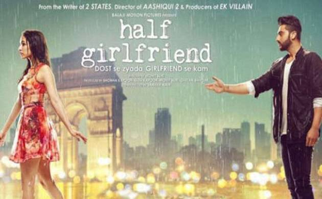 'Half Girlfriend': Arjun-Shraddha-starrer  earns Rs 10.27 Cr on day 1