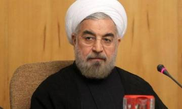 Iran's presidential poll: Hassan Rouhani wins re-election with 23.5 million votes