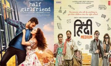 Arjun Kapoor's 'Half Girlfriend' vs Irrfan Khan's 'Hindi Medium' collection day 1: Know who wins the box office battle