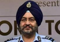 Air Chief Marshal BS Dhanoa warns IAF officers, says be prepared for 'uncalled threat'