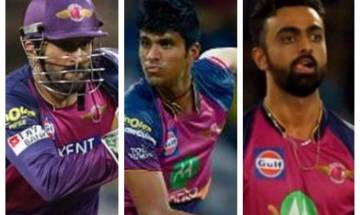 IPL 2017 | Rising Pune Supergiant: MS Dhoni, Jaydev Unadkat, Washington Sundar's phenomenal contributions and team's road to the finale