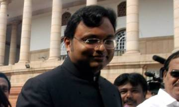 INX media case: Karti Chidambaram says his only link with company is an auditor friend