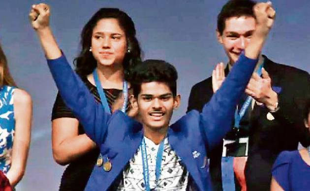 Indian wins Intel Science Award in United States, says project will help farmers