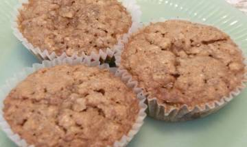 'Good Heart' muffins to take care of the cholesterol levels now