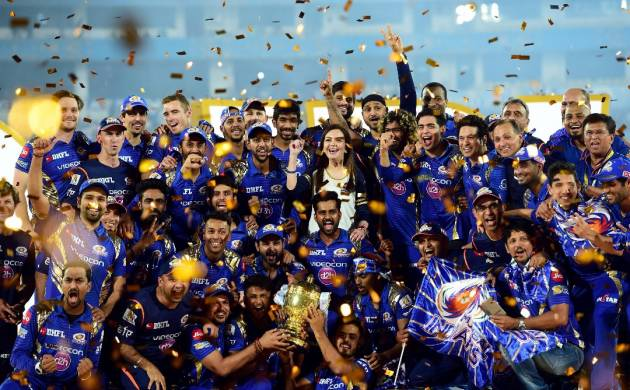 Mumbai Indians steal IPL 10 trophy from RPS: Fans celebrate on Twitter (Source: PTI)
