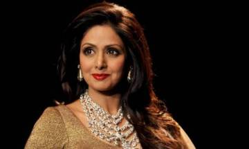 Sridevi to celebrate her 50 years in films, decides to dub upcoming movie 'MOM' in four languages