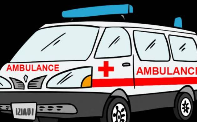 UP: Man denied ambulance by hospital, carries wife's body on stretcher (Representative Image)