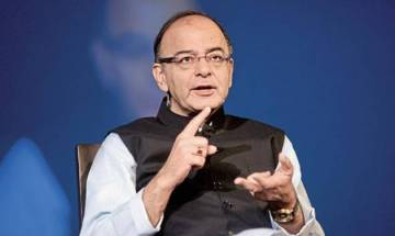 Defence Minister Arun Jaitley pays tribute to soldiers martyred in Kashmir