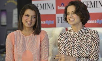 Kangana Ranaut's sister Rangoli opens up rumoured rift with 'Queen' actress