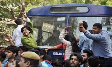 AISA, ABVP activists clash in Delhi University
