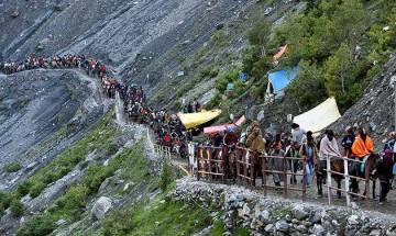 Amarnath Yatra: MHA warns of threat of stone-pelting on pilgrims, seeks more troops to ensure safety