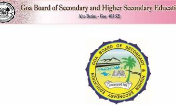 Goa Board GBSHSE class 10th Results announced at gbshse.gov.in; check your score card here