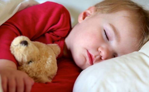 Enforce bed time rules to give your child adequate sleep (Representational picture)