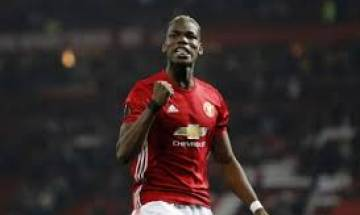 Europa League Final: Pogba, Mkhitaryan's strikes help Manchester United trounce Ajax 2-0 to win maiden title in emotionally charged title clash