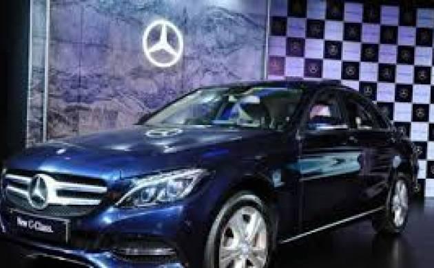 Mercedes-Benz - File photo