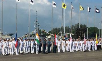 Indian and Singapore navies conclude exercise SIMBEX 2017