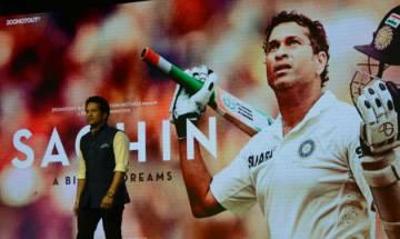 'Sachin: A Billion Dreams' | Celebs laud biopic on 'God of cricket' on Twitter