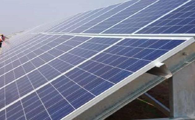 Solar Power - File Photo