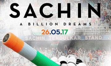 'Sachin: A Billion Dreams' | Biopic of 'God of Cricket' declared tax-free in Madhya Pradesh