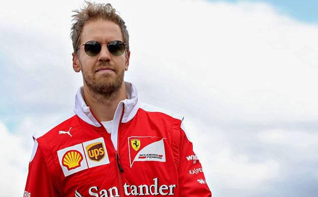 Sebastian Vettel (Image: PTI)