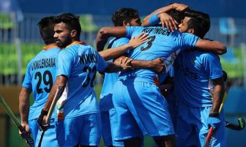Indian men's hockey team heads to Germany for invitational tour