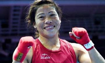 M C Mary Kom all set to return to action after 1-year break