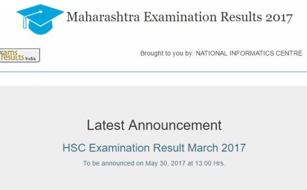 Maharashtra MSBSHSE Class 12th result 2017