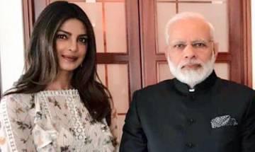 Priyanka Chopra meets PM Modi in Berlin, calls it a 'lovely coincidence'